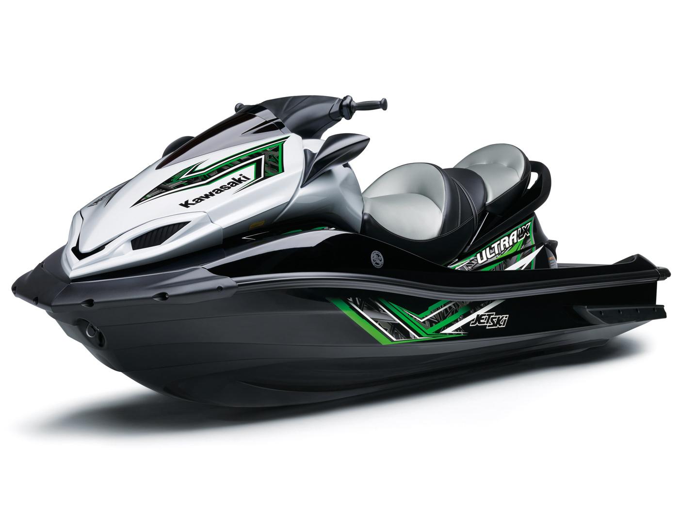 Kawasaki Standup Jet Ski Dimensions