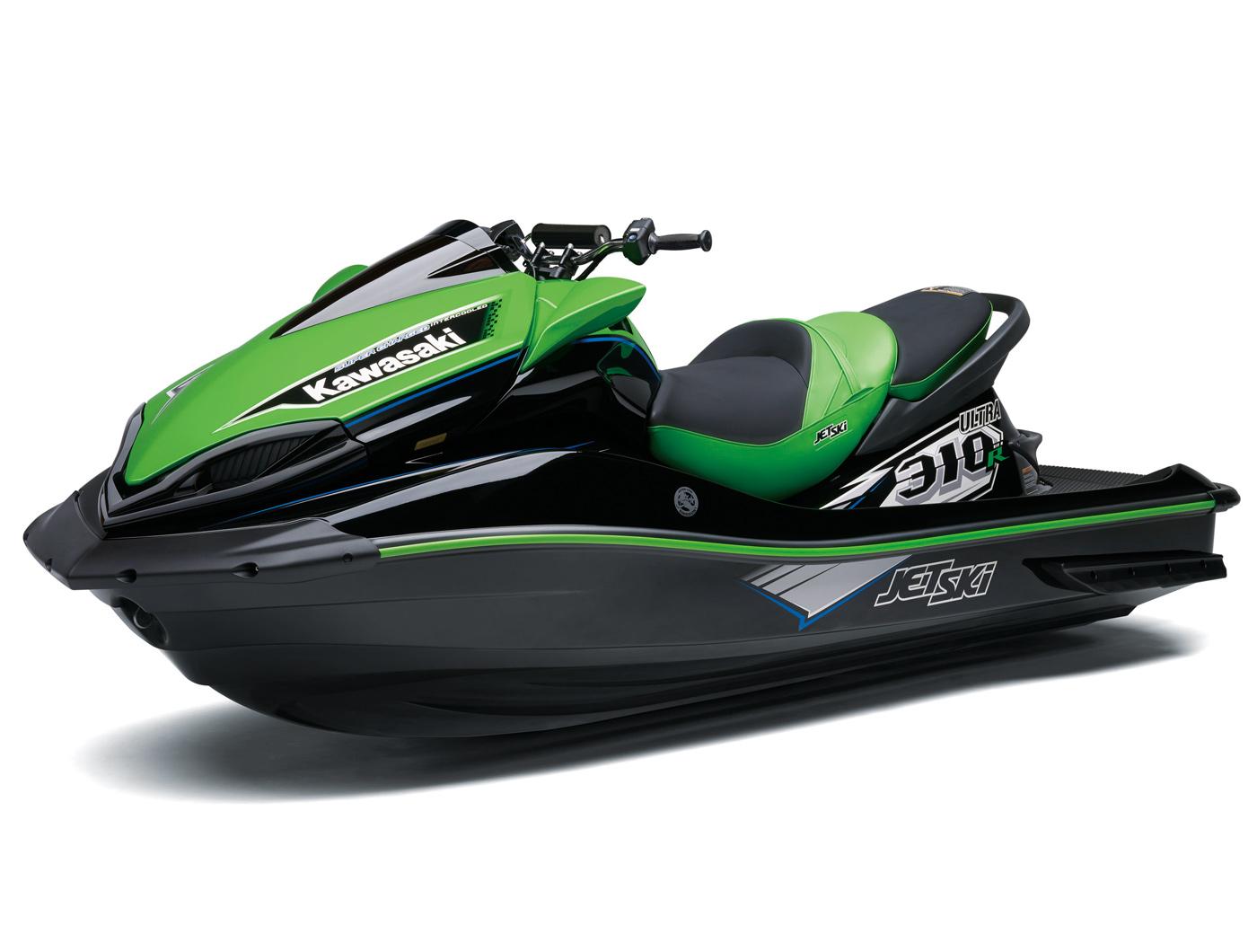 Kawasaki Jet Ski Ultra Series