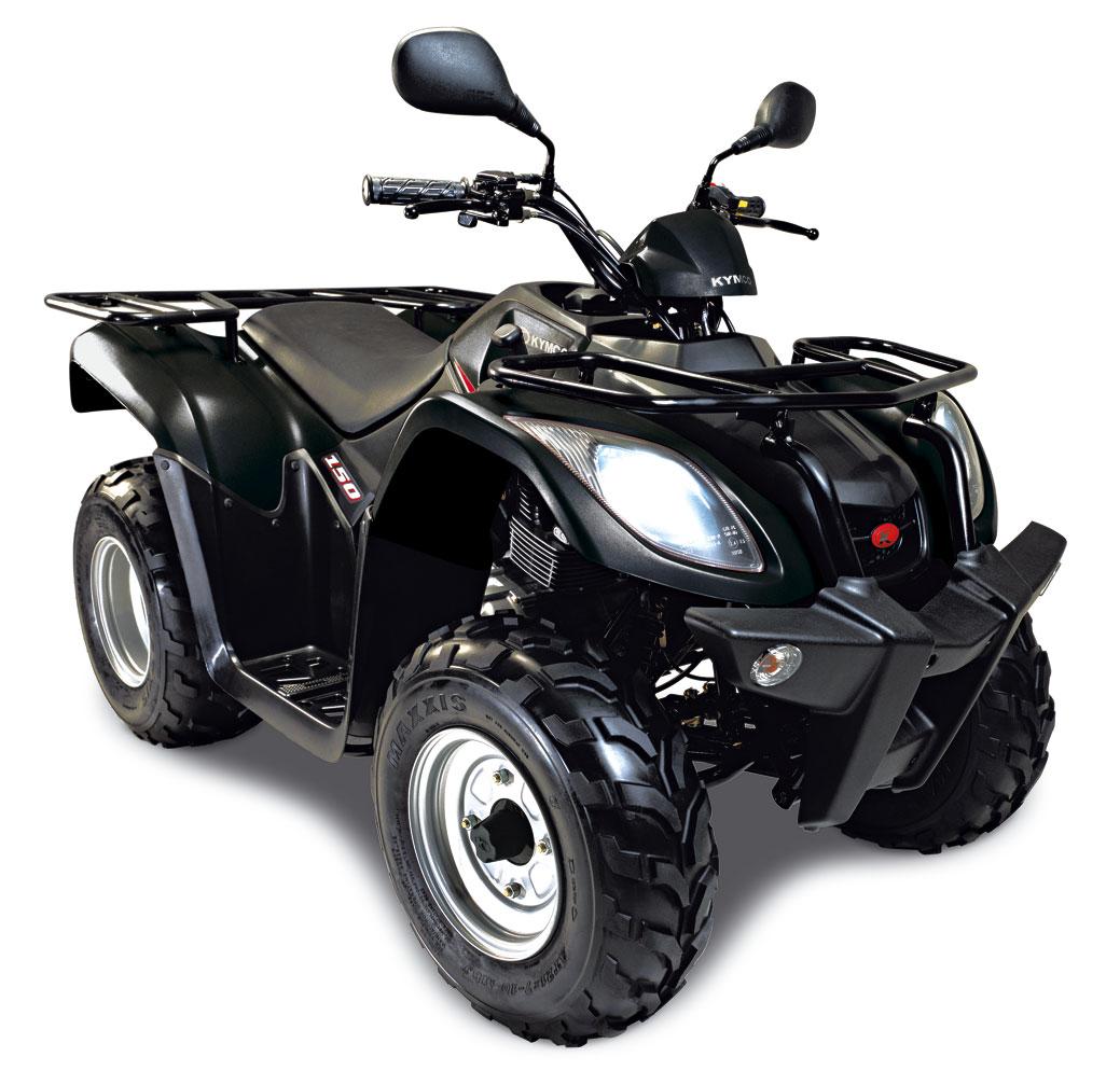 atv kymco mxu 150cc on wheels. Black Bedroom Furniture Sets. Home Design Ideas